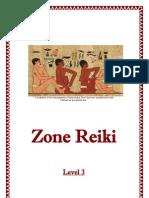 Zone Reiki Level 3