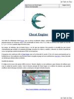 Tutorial Cheat Engine