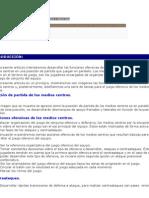 revista futbol tactico nº 52.funciones y tareas para el trabajo ofensivo delos medios