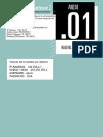 Manual Micronet Espac3b1ol Basico
