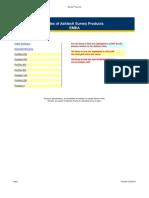 EMEA Pricelist Survey 071212