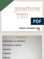 12-13 Examen Presentaciones Alberto Vozmediano