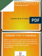 12-13 Examen Presentaciones Sergio M. Sierra