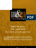 Pest control across the supply chain