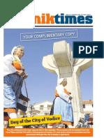The Sibenik Times, April 30th