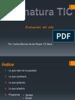 12-13 Examen Presentaciones Carlos Barroso