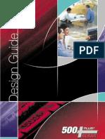 500 MPa Design Guide