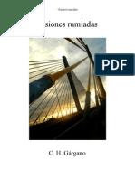 Visiones rumiadas / C.H. Gárgano