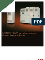 ABB Unitrol 6080 Excitation System