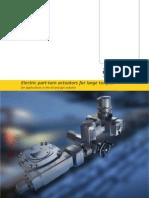 Auma control valve manual