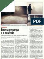 Armanda Duarte, Sopro Frio, Visao, 28 Janeiro 1999