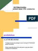 Pp Baru Euthanasia