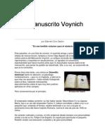 - El Manuscrito Voynich-Ensayo