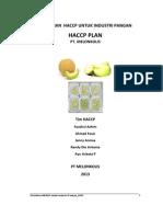 Haccp Klp 1 Melon