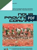 Noua Provincia Corvina Nr.65 - Iunie 2013 - Numar Semestrial