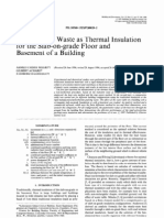 Using plastic waste as thermal insulation for the slab-on-grade floor and basement of a building.pdf