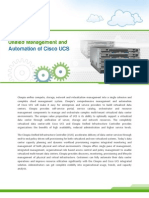 Cisco UCS Automation