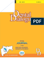 IDA Maharashtra State Branch Dental Dialogue April-Jun 2012