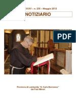 Notiziario 235 - Frati Minori di Lombardia