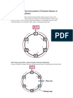 Understanding Synchronization Protection Basics in Transmission Network