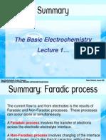Svoboda Summary Lecture 1
