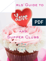 121794180 the Girls Guide to Love and Supper Clubs by Dana Bate Excerpt