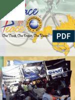 Race for Peace - Major Sponsorship