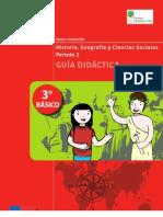 3 básico - GUIA DIDÁCTICA PERÍODO 2