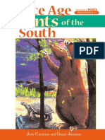 Ice Age Giants of the South by Judy Cutchins and Ginny Johnston