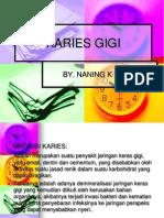 Karies Gigi