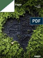 2011 Sappi Fine Paper Europe Sustainability Report