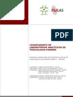 Pesquisa Toxicologia Forense - (Portugues)