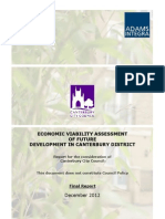Local Plan Viability Assessment - Summary (Adams Integra 2012-12)