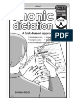 79208680 6333 Phonic Dictation Book A