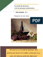 Preinforme vinos