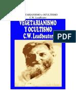 Vegetarianismo y Ocultismo