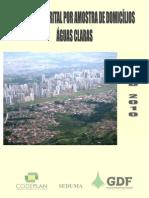 PDAD Aguas Claras 2010