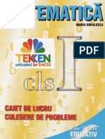 Carti. Matematica. Caiet.de.Lucru. Clasa.1. Ed.erc.Press. TEKKEN