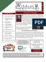 FMRHS Newsletter