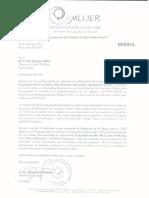 Carta Invitación Solicitud Expositor Piso Basico Ministerio de Salud Pública