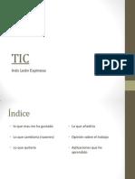 12-13 Examen Presentaciones Ines Leon