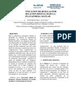 Autenticacion de Huellas Por Correlacion Digital Bajo La Plataforma MATLAB