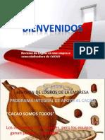 Revsion de Objetivos en Empresa Comercializadora de CACAO