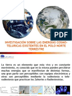 Energi as Polo Norte Terrest Re