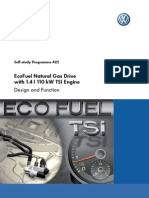 SSP425 EcoFuel Natural Gas Drive With 1.4 l 110 kW TSI Engine