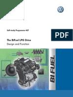 SSP427 the BiFuel LPG Drive