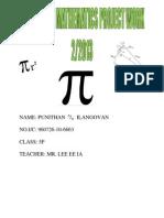 Add Maths Project 2/2013 Full