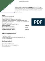 Ticketshop _ Hinterm Horizont, Berlin