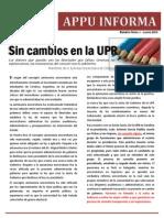 APPU Carolina Bole Num1 Junio 2013 SIN CAMBIOS EN LA UPR