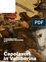 Capolavori in Valtiberina